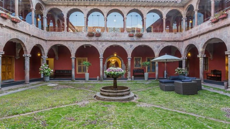 """Ramada Costa Del Sol Cusco Exterior. Images powered by <a href=""""http://web.iceportal.com"""" target=""""_blank"""" rel=""""noopener"""">Ice Portal</a>."""