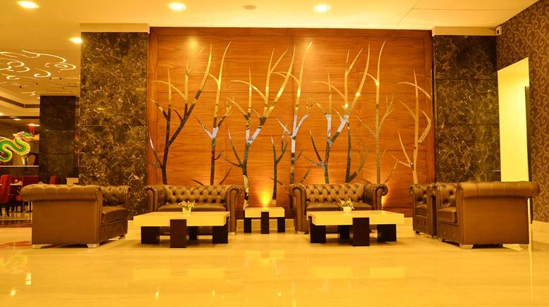 """<b>Ramada Jamshedpur Lobby</b>. Images powered by <a href=""""https://iceportal.shijigroup.com/"""" title=""""IcePortal"""" target=""""_blank"""">IcePortal</a>."""