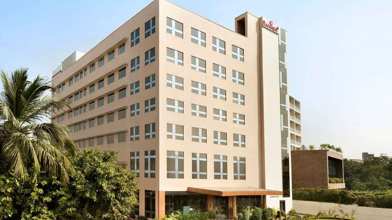 """<b>Ramada Jamshedpur Exterior</b>. Images powered by <a href=""""https://iceportal.shijigroup.com/"""" title=""""IcePortal"""" target=""""_blank"""">IcePortal</a>."""