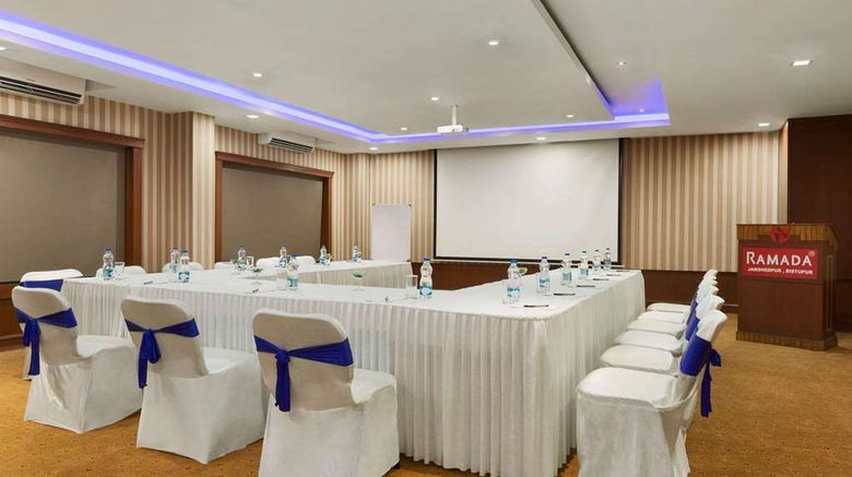 """<b>Ramada Jamshedpur Meeting</b>. Images powered by <a href=""""https://iceportal.shijigroup.com/"""" title=""""IcePortal"""" target=""""_blank"""">IcePortal</a>."""