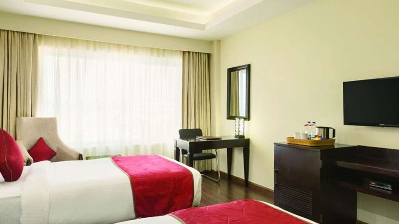 """<b>Ramada Jamshedpur Room</b>. Images powered by <a href=""""https://iceportal.shijigroup.com/"""" title=""""IcePortal"""" target=""""_blank"""">IcePortal</a>."""