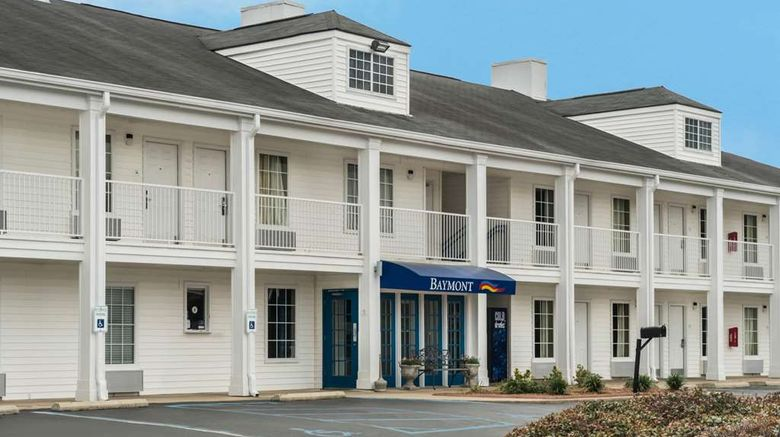 """Baymont Inn  and  Suites Prattville Exterior. Images powered by <a href=""""http://web.iceportal.com"""" target=""""_blank"""" rel=""""noopener"""">Ice Portal</a>."""