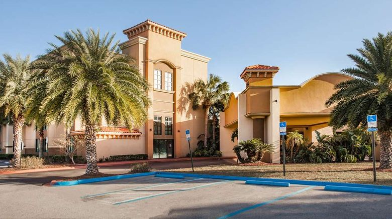 """Ramada by Wyndham I-95 by Butler Blvd Exterior. Images powered by <a href=""""http://web.iceportal.com"""" target=""""_blank"""" rel=""""noopener"""">Ice Portal</a>."""