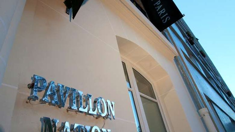 """Hotel Pavillon Nation Exterior. Images powered by <a href=""""http://web.iceportal.com"""" target=""""_blank"""" rel=""""noopener"""">Ice Portal</a>."""