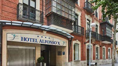Silken Alfonso X