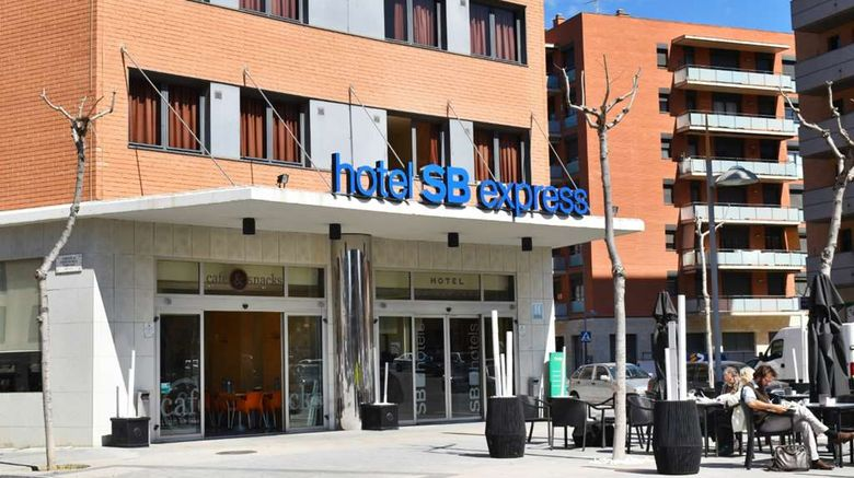 """Hotel SB Express Tarragona Exterior. Images powered by <a href=""""http://web.iceportal.com"""" target=""""_blank"""" rel=""""noopener"""">Ice Portal</a>."""