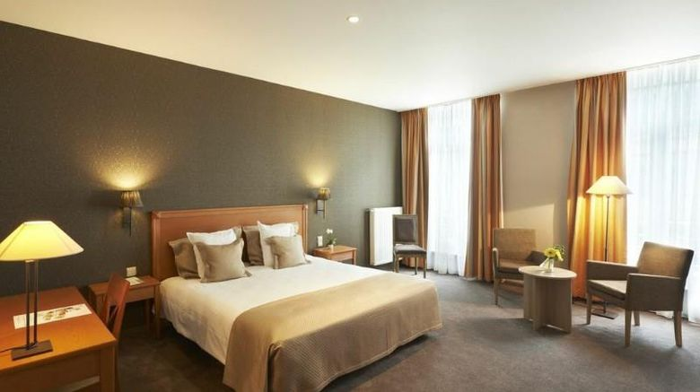 """Leopold Hotel Brussels EU Room. Images powered by <a href=""""http://web.iceportal.com"""" target=""""_blank"""" rel=""""noopener"""">Ice Portal</a>."""