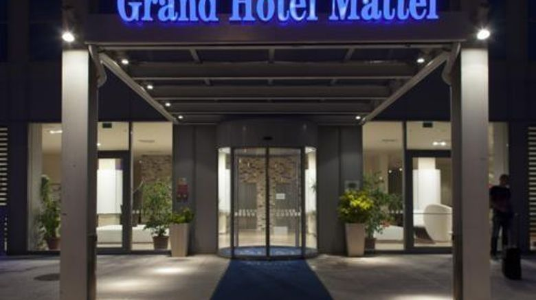 """Grand Hotel Mattei Exterior. Images powered by <a href=""""http://web.iceportal.com"""" target=""""_blank"""" rel=""""noopener"""">Ice Portal</a>."""
