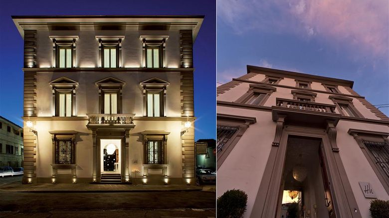"""Eurostars Florence Boutique Hotel Exterior. Images powered by <a href=""""http://web.iceportal.com"""" target=""""_blank"""" rel=""""noopener"""">Ice Portal</a>."""