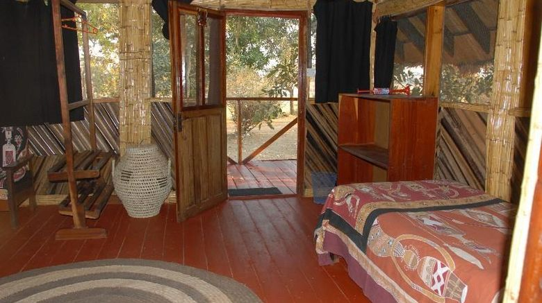 """Zikomo Safari Camp Room. Images powered by <a href=""""http://web.iceportal.com"""" target=""""_blank"""" rel=""""noopener"""">Ice Portal</a>."""