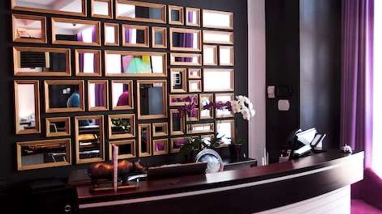 """Mirax Boutique Hotel Lobby. Images powered by <a href=""""http://web.iceportal.com"""" target=""""_blank"""" rel=""""noopener"""">Ice Portal</a>."""