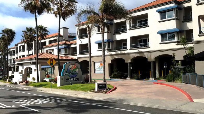 """Tamarack Beach Resort  and  Hotel Exterior. Images powered by <a href=""""http://web.iceportal.com"""" target=""""_blank"""" rel=""""noopener"""">Ice Portal</a>."""