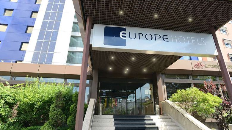 """TOP Kongresshotel Europe Exterior. Images powered by <a href=""""http://web.iceportal.com"""" target=""""_blank"""" rel=""""noopener"""">Ice Portal</a>."""