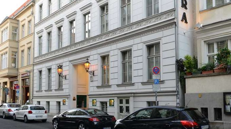 """TOP VCH Hotel Allegra Berlin Exterior. Images powered by <a href=""""http://web.iceportal.com"""" target=""""_blank"""" rel=""""noopener"""">Ice Portal</a>."""