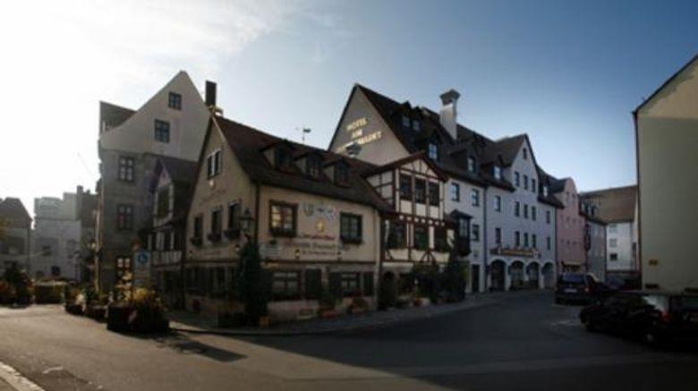 "City Partner Hotel Am Jakobsmarkt Exterior. Images powered by <a href=""http://web.iceportal.com"" target=""_blank"" rel=""noopener"">Ice Portal</a>."