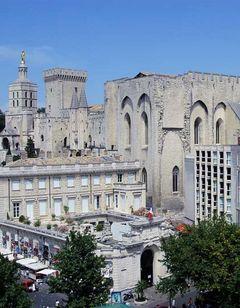 Hotel Kyriad Avignon Centre