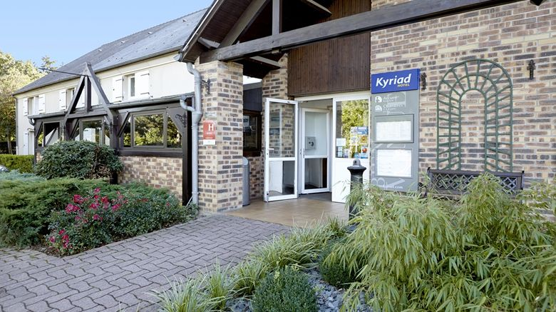"""Hotel Kyriad Laval Exterior. Images powered by <a href=""""http://web.iceportal.com"""" target=""""_blank"""" rel=""""noopener"""">Ice Portal</a>."""