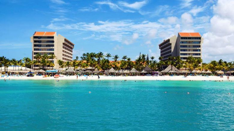 """Barcelo Aruba Exterior. Images powered by <a href=""""http://web.iceportal.com"""" target=""""_blank"""" rel=""""noopener"""">Ice Portal</a>."""