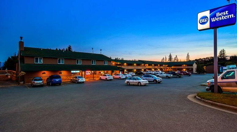 "Best Western Bidarka Inn Exterior. Images powered by <a href=""http://web.iceportal.com"" target=""_blank"" rel=""noopener"">Ice Portal</a>."