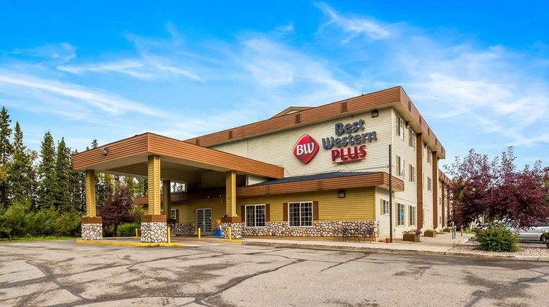 """Best Western Plus Pioneer Park Inn Exterior. Images powered by <a href=""""http://web.iceportal.com"""" target=""""_blank"""" rel=""""noopener"""">Ice Portal</a>."""