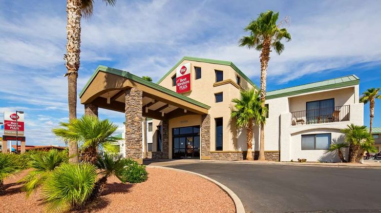 """Best Western Plus Kings Inn  and  Suites Exterior. Images powered by <a href=""""http://web.iceportal.com"""" target=""""_blank"""" rel=""""noopener"""">Ice Portal</a>."""