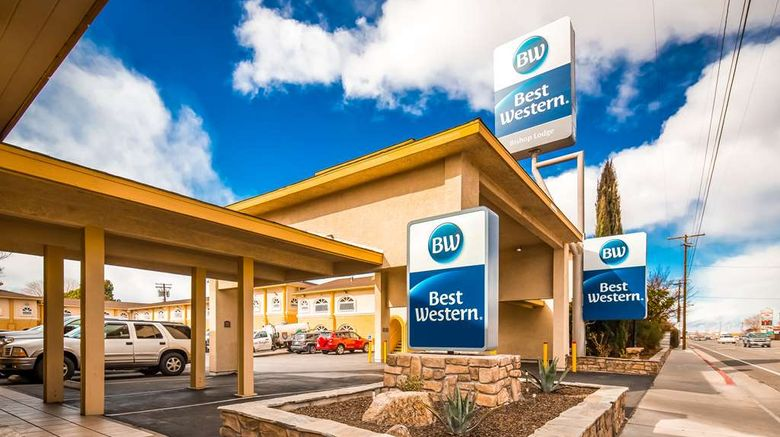 """Best Western Bishop Lodge Exterior. Images powered by <a href=""""http://web.iceportal.com"""" target=""""_blank"""" rel=""""noopener"""">Ice Portal</a>."""