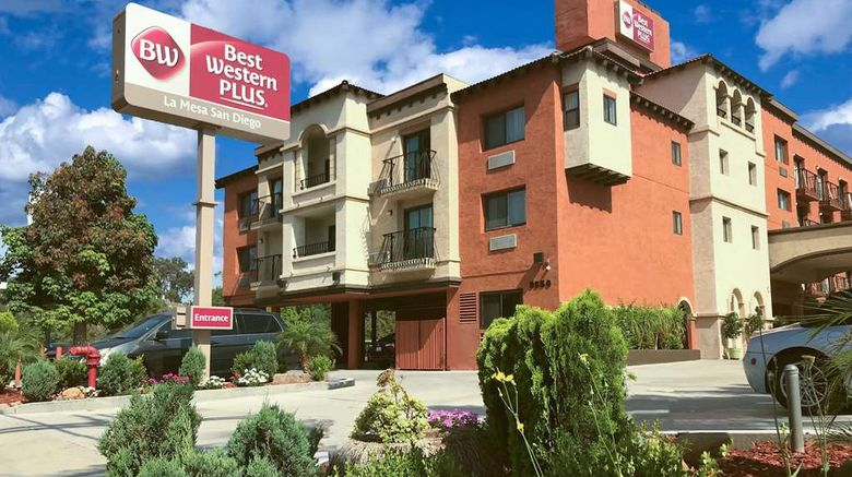 """Best Western Plus La Mesa San Diego Exterior. Images powered by <a href=""""http://web.iceportal.com"""" target=""""_blank"""" rel=""""noopener"""">Ice Portal</a>."""