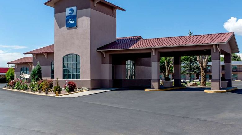"""Best Western Alamosa Inn Exterior. Images powered by <a href=""""http://web.iceportal.com"""" target=""""_blank"""" rel=""""noopener"""">Ice Portal</a>."""