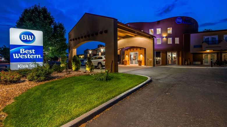 """Best Western Kiva Inn Exterior. Images powered by <a href=""""http://web.iceportal.com"""" target=""""_blank"""" rel=""""noopener"""">Ice Portal</a>."""