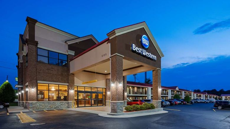 """Best Western Acworth Inn Exterior. Images powered by <a href=""""http://web.iceportal.com"""" target=""""_blank"""" rel=""""noopener"""">Ice Portal</a>."""