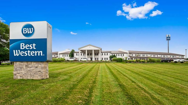 """Best Western Parkside Inn Exterior. Images powered by <a href=""""http://web.iceportal.com"""" target=""""_blank"""" rel=""""noopener"""">Ice Portal</a>."""
