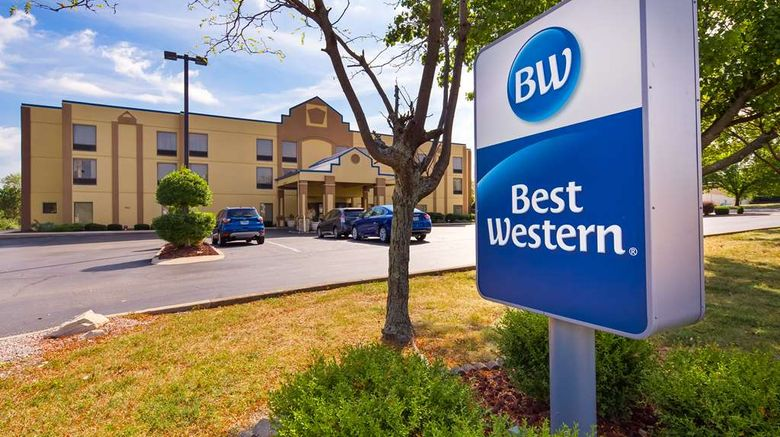 """Best Western Inn Florence Exterior. Images powered by <a href=""""http://web.iceportal.com"""" target=""""_blank"""" rel=""""noopener"""">Ice Portal</a>."""