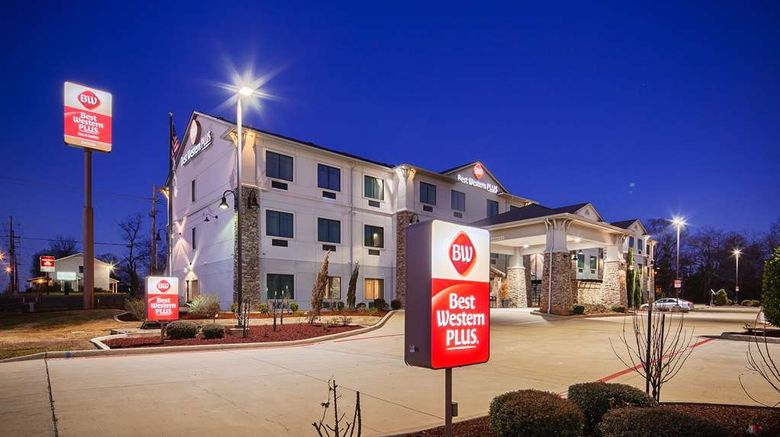 """Best Western Plus DeSoto Inn  and  Suites Exterior. Images powered by <a href=""""http://web.iceportal.com"""" target=""""_blank"""" rel=""""noopener"""">Ice Portal</a>."""