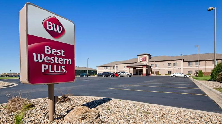 """Best Western Plus Albert Lea I-90 Hotel Exterior. Images powered by <a href=""""http://web.iceportal.com"""" target=""""_blank"""" rel=""""noopener"""">Ice Portal</a>."""
