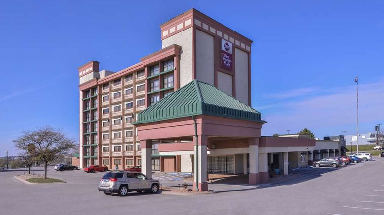"""Best Western Plus Midwest Inn Exterior. Images powered by <a href=""""http://web.iceportal.com"""" target=""""_blank"""" rel=""""noopener"""">Ice Portal</a>."""