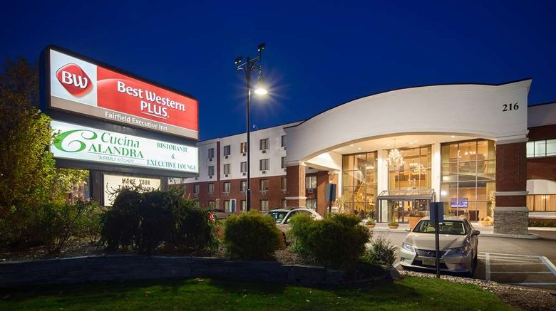 """Best Western Plus Fairfield Executive Exterior. Images powered by <a href=""""http://web.iceportal.com"""" target=""""_blank"""" rel=""""noopener"""">Ice Portal</a>."""