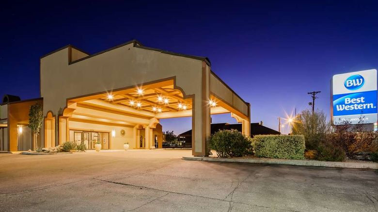 """Best Western Discovery Inn Exterior. Images powered by <a href=""""http://web.iceportal.com"""" target=""""_blank"""" rel=""""noopener"""">Ice Portal</a>."""