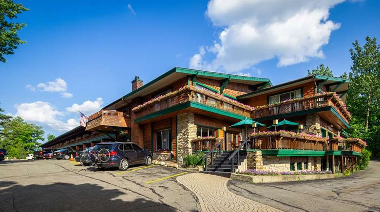"""Best Western Adirondack Inn Exterior. Images powered by <a href=""""http://web.iceportal.com"""" target=""""_blank"""" rel=""""noopener"""">Ice Portal</a>."""
