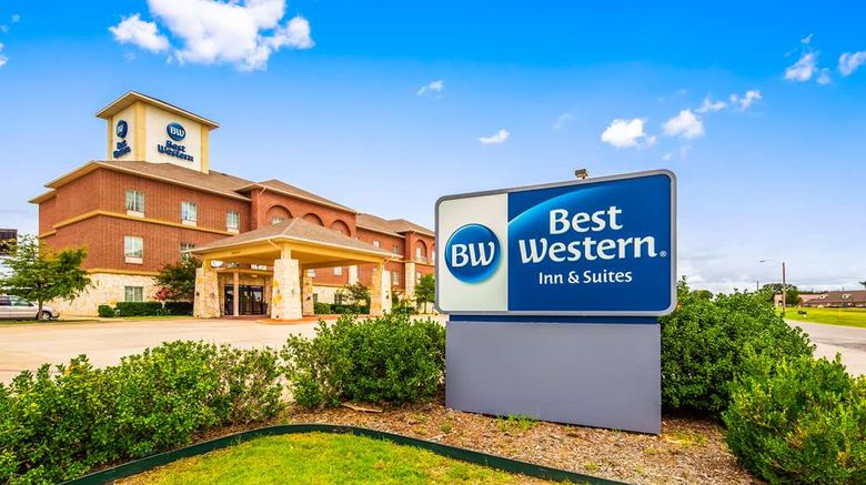 """Best Western Red River Inn  and  Suites Exterior. Images powered by <a href=""""http://web.iceportal.com"""" target=""""_blank"""" rel=""""noopener"""">Ice Portal</a>."""
