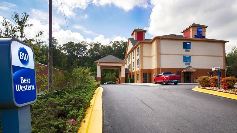 """Best Western Seneca-Clemson Exterior. Images powered by <a href=""""http://web.iceportal.com"""" target=""""_blank"""" rel=""""noopener"""">Ice Portal</a>."""