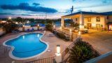 Best Western George West Executive Inn Pool