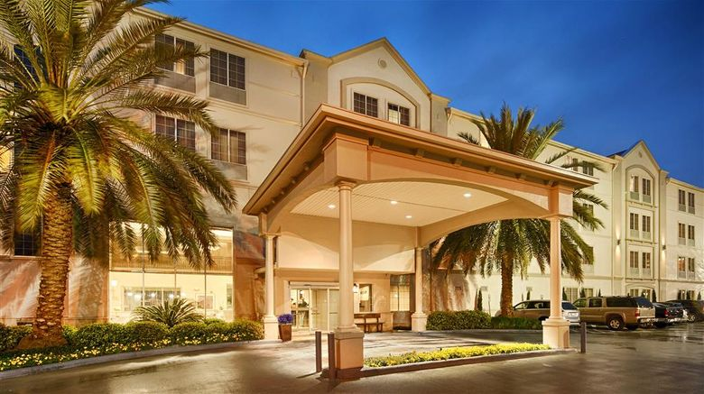 """Best Western Plus Downtown Inn  and  Suites Exterior. Images powered by <a href=""""http://web.iceportal.com"""" target=""""_blank"""" rel=""""noopener"""">Ice Portal</a>."""