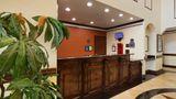 Best Western Lone Star Inn Lobby