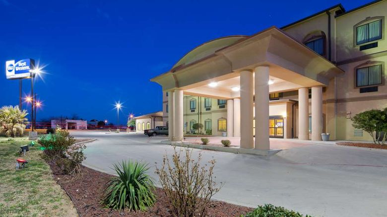 """Best Western Palace Inn  and  Suites Exterior. Images powered by <a href=""""http://web.iceportal.com"""" target=""""_blank"""" rel=""""noopener"""">Ice Portal</a>."""