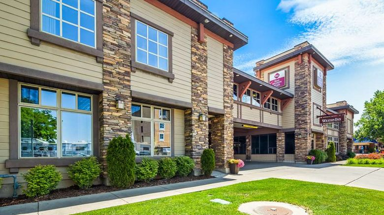 """Best Western Plus Weston Inn Exterior. Images powered by <a href=""""http://web.iceportal.com"""" target=""""_blank"""" rel=""""noopener"""">Ice Portal</a>."""