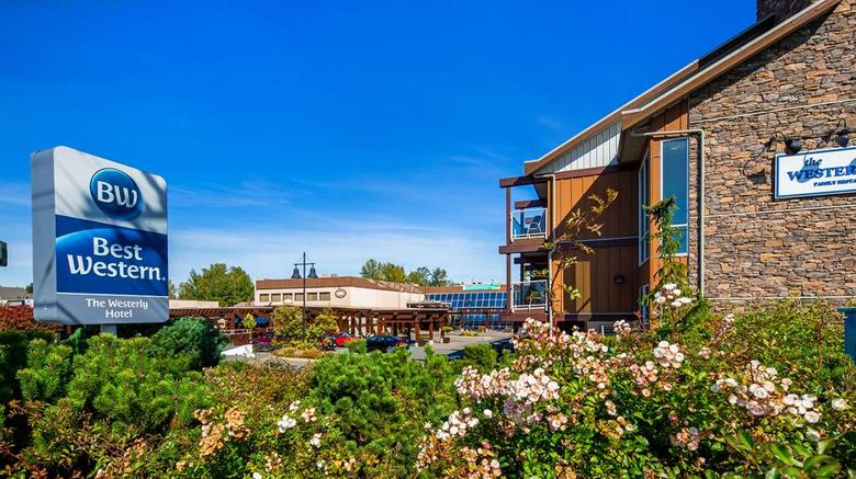"""Best Western The Westerly Hotel Exterior. Images powered by <a href=""""http://web.iceportal.com"""" target=""""_blank"""" rel=""""noopener"""">Ice Portal</a>."""