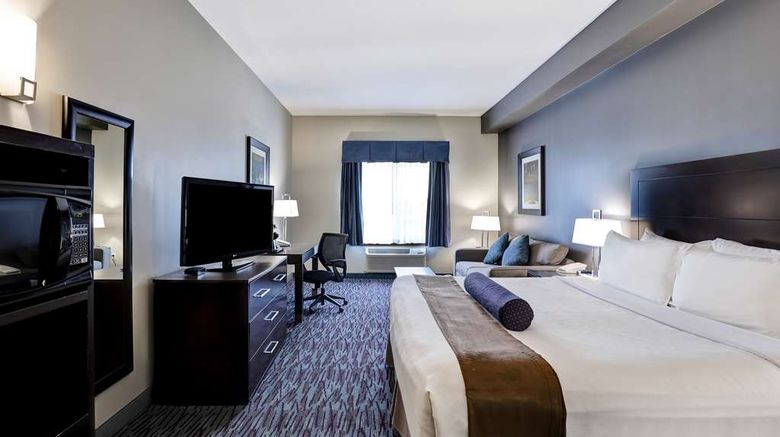 """<b>Best Western Plus Brandon Inn Room</b>. Images powered by <a href=""""https://iceportal.shijigroup.com/"""" title=""""IcePortal"""" target=""""_blank"""">IcePortal</a>."""