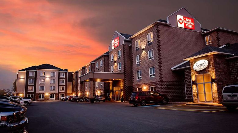 """Best Western Plus Dartmouth Hotel  and  Stes Exterior. Images powered by <a href=""""http://web.iceportal.com"""" target=""""_blank"""" rel=""""noopener"""">Ice Portal</a>."""