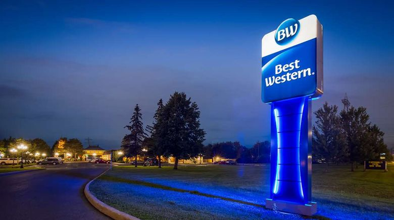 """Best Western Parkway Inn  and  Conf Centre Exterior. Images powered by <a href=""""http://web.iceportal.com"""" target=""""_blank"""" rel=""""noopener"""">Ice Portal</a>."""