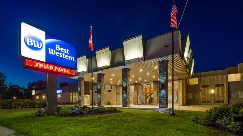 """Best Western North Bay Exterior. Images powered by <a href=""""http://web.iceportal.com"""" target=""""_blank"""" rel=""""noopener"""">Ice Portal</a>."""